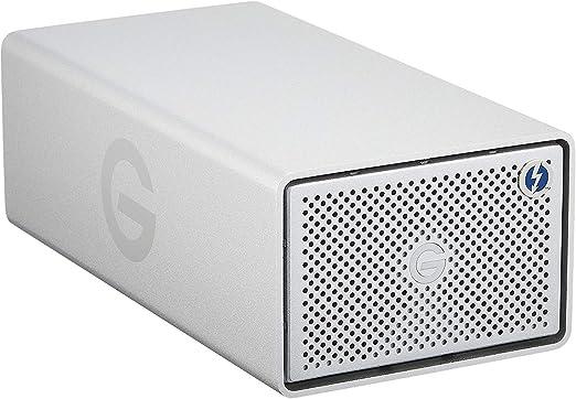 G-Technology ウエスタンデジタル 外付けHDD 28TB G-RAID With Thunderbolt 3 USB-C Mac向け タイムマシン対応 外付けハードディスク 0G10417
