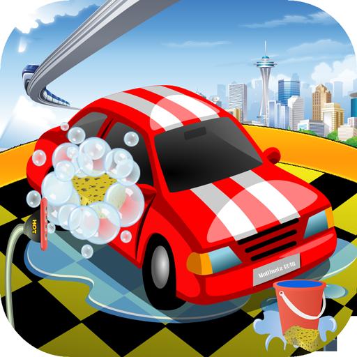 Car Wash (Funny Car Driver)