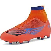 DREAM PAIRS HZ19009K Zapatillas de Fútbol para Niños Pequeños/Grandes