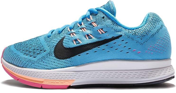 Nike Air Zoom Structure 18 - Zapatillas Mujer: Amazon.es: Zapatos y complementos