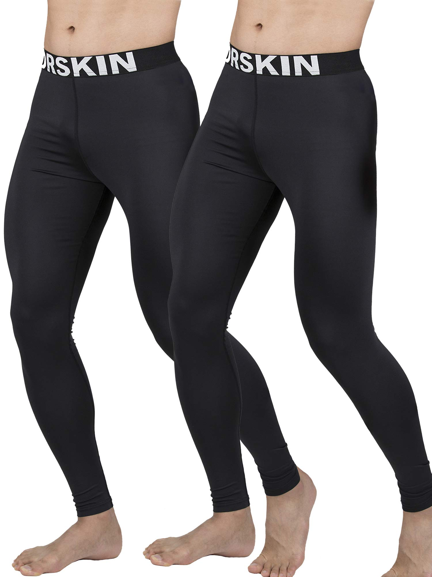 58198a6b22ad7 Galleon - DRSKIN Men's Compression Dry Cool Sports Tights Pants Baselayer  Running Leggings Yoga 3 Pack (Classic B01 2P, 2XL)