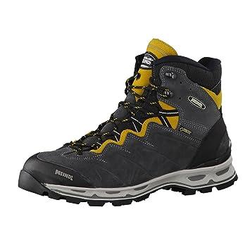 Meindl Schuhe Minnesota Pro GTX Men anthrazitgelb