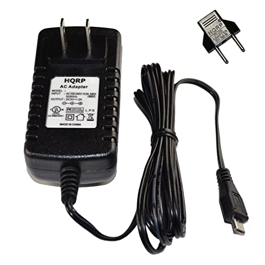 Review HQRP AC Adapter for