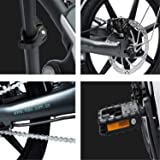 BABIFIS FIIDO Folding D1 Electric Bicycle,250W