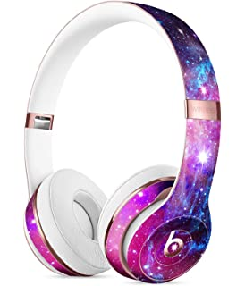 91e3ad14d41 Bright Trippy Space DesignSkinz Full-Body Skin Kit for The Beats by DRE  Solo 3