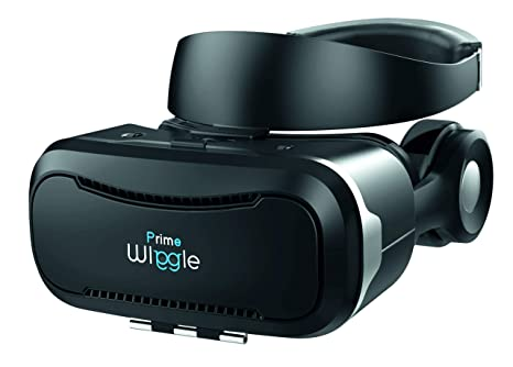 5a4047778c6f WI Wiggle Prime VR Headset 3D Box With Headphones And  Amazon.in   Electronics