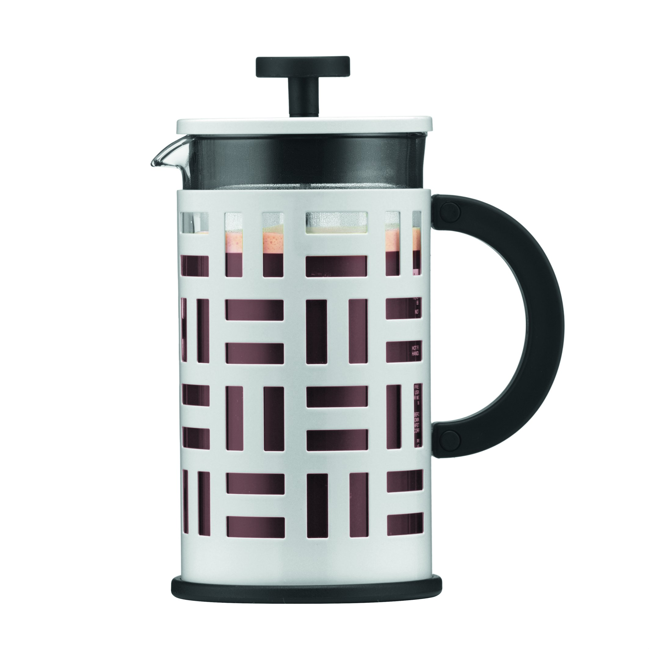 Bodum 11195-913 Eileen 8-Cup Coffee Maker, 34-Ounce, Off-White