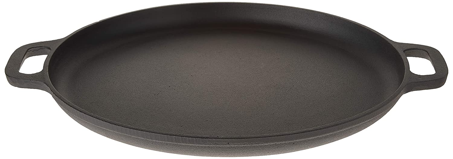 Old Mountain 10171 Pre Seasoned Pizza Pan, 13-1 2-Inch