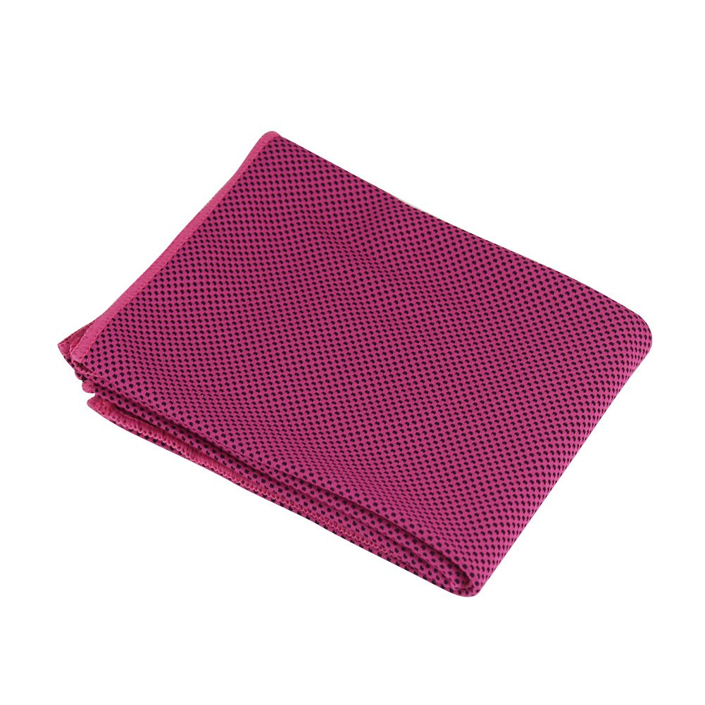 Cooling Towel Absorbent Fast Cooling Sports Towel for Workout Fitness Gym Yoga Pilates Travel Camping Bowling 40\