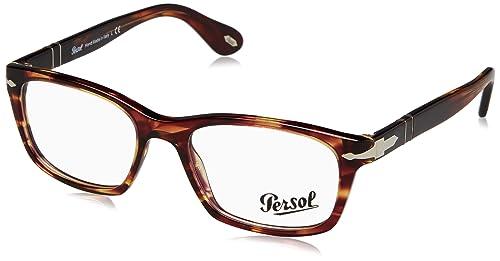 Occhiali da vista Montature PERSOL 3012-V 900 grigio Donna Eyeglasses brillen EERRu6