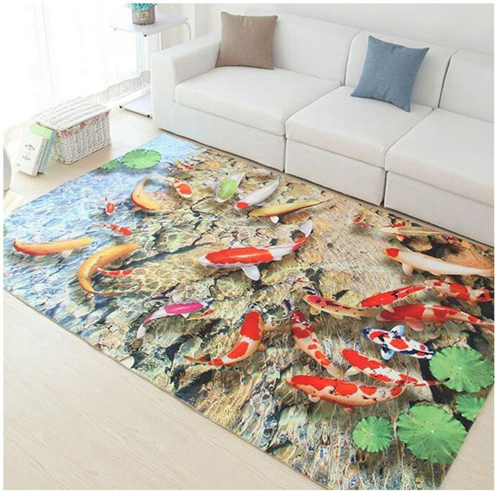 デザイナーカーペットモダンミニマリストスタイルのリビングルームのコーヒーテーブルソファ敷物ロマンチックな寝室のベッドサイドカーペット4色6サイズ(サイズ:190×290 cm) (色 : #4, サイズ さいず : 180×250cm) 180×250cm #4 B07PTQQNLL