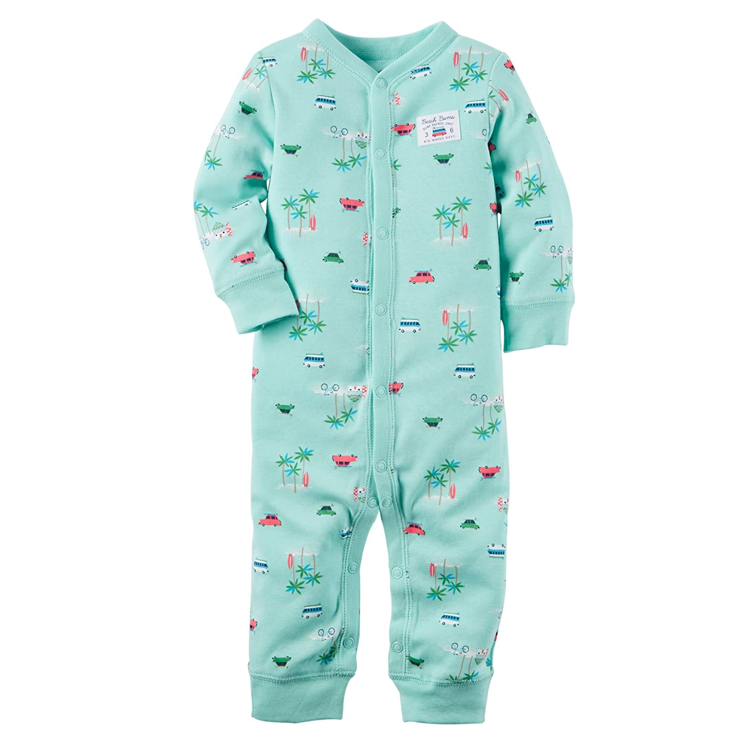 com carter s baby boys cotton footless sleep and play com carter s baby boys cotton footless sleep and play clothing