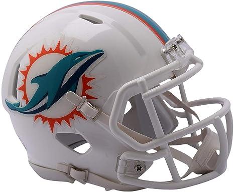 Amazon.com   Sports Memorabilia Riddell Miami Dolphins Revolution ... 1c00f6245
