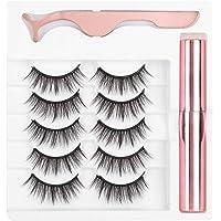 Magneet Valse Wimpers Langdurige Magnetische Vloeibare Eyeliner Pincet Wimper Make-up Tool Set Cosmetische Tool voor…