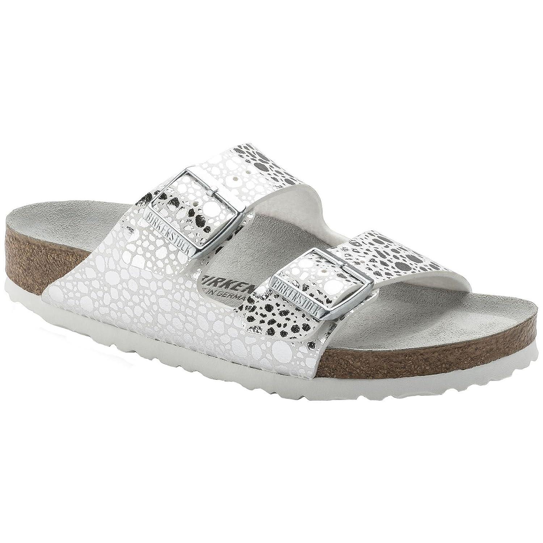 a1ed05e3f56ed Birkenstock Sandals 1008869 Arizona Metallic