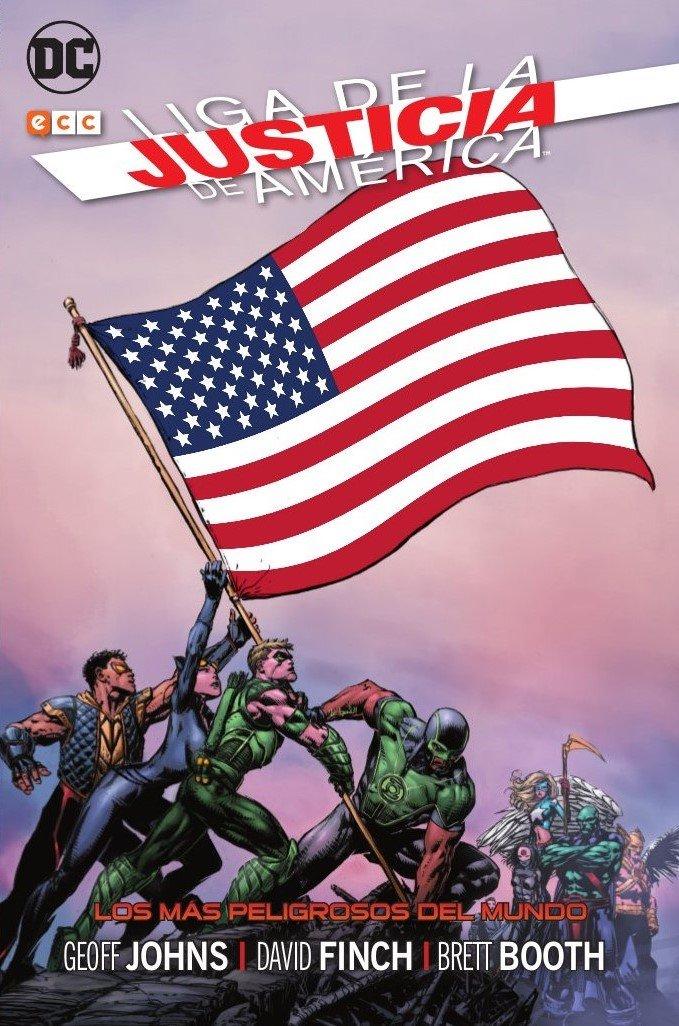 Liga de la Justicia de América: Los más peligrosos del mundo ...