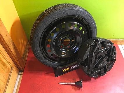 Amazon Com 2013 2016 Chevy Malibu Compact Mini Donut Spare Tire