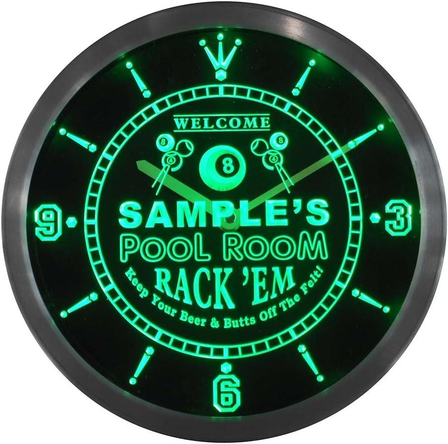 ncpy2253-b Simi Valley sala de billar rack em cerveza signo de ...