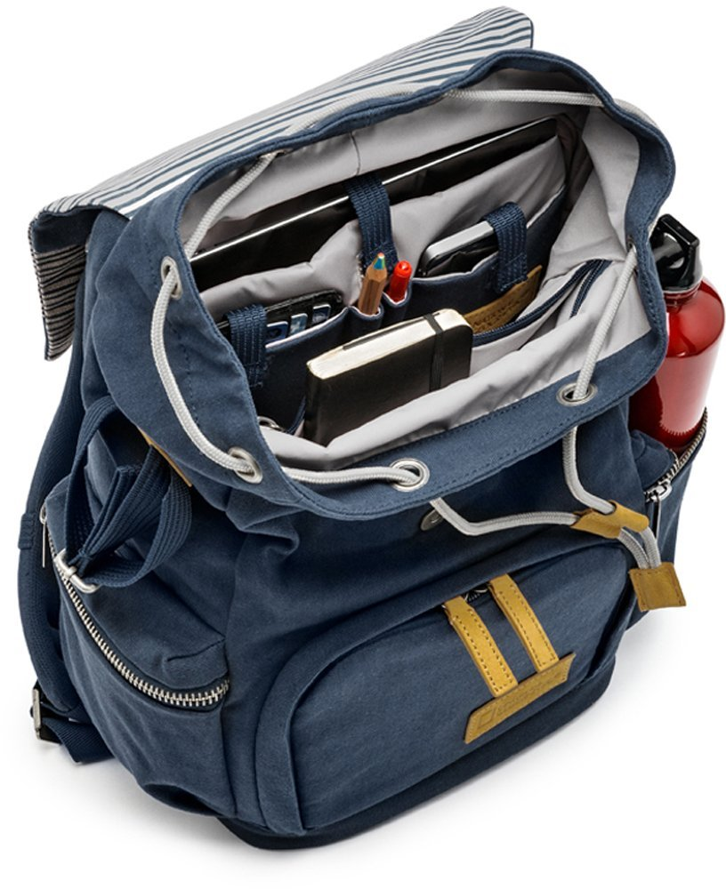 National Geographic NG MC 5320 Small Backpack for Personal Gear, Laptop & DSLR (Multi Color) by National Geographic (Image #2)