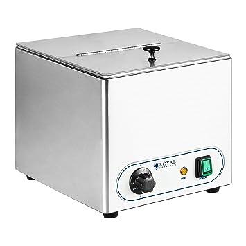 Royal Catering - RCHW-1000 - Calentador de salchichas - 10 litros - 1.000 W