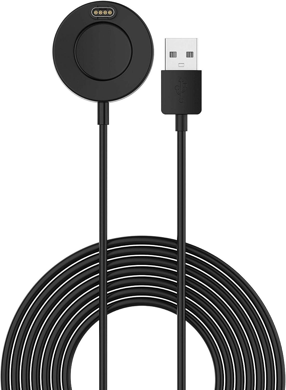 USB Charger Charging Cable Cord For Garmin Fenix 5 Vivoactive 3 5S 4S Venu B8M3