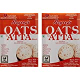 Bagrry's Oats for Atta, 500g (Pack of 2)