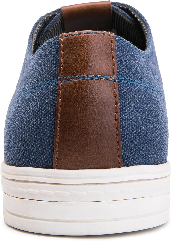 GLOBALWIN Mens Canvas M16611662 Fashion Sneaker