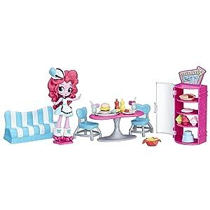 My Little Pony Equestria Girls Pinkie Pie Sweet Snacks Café