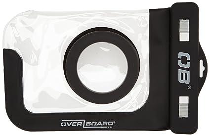 Overboard OB1103BLK Waterproof Funda Impermeable para Camara compacta