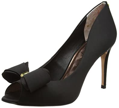 55a07f03c91f Ted Baker Women s Alifair open-toe heels  Amazon.co.uk  Shoes   Bags