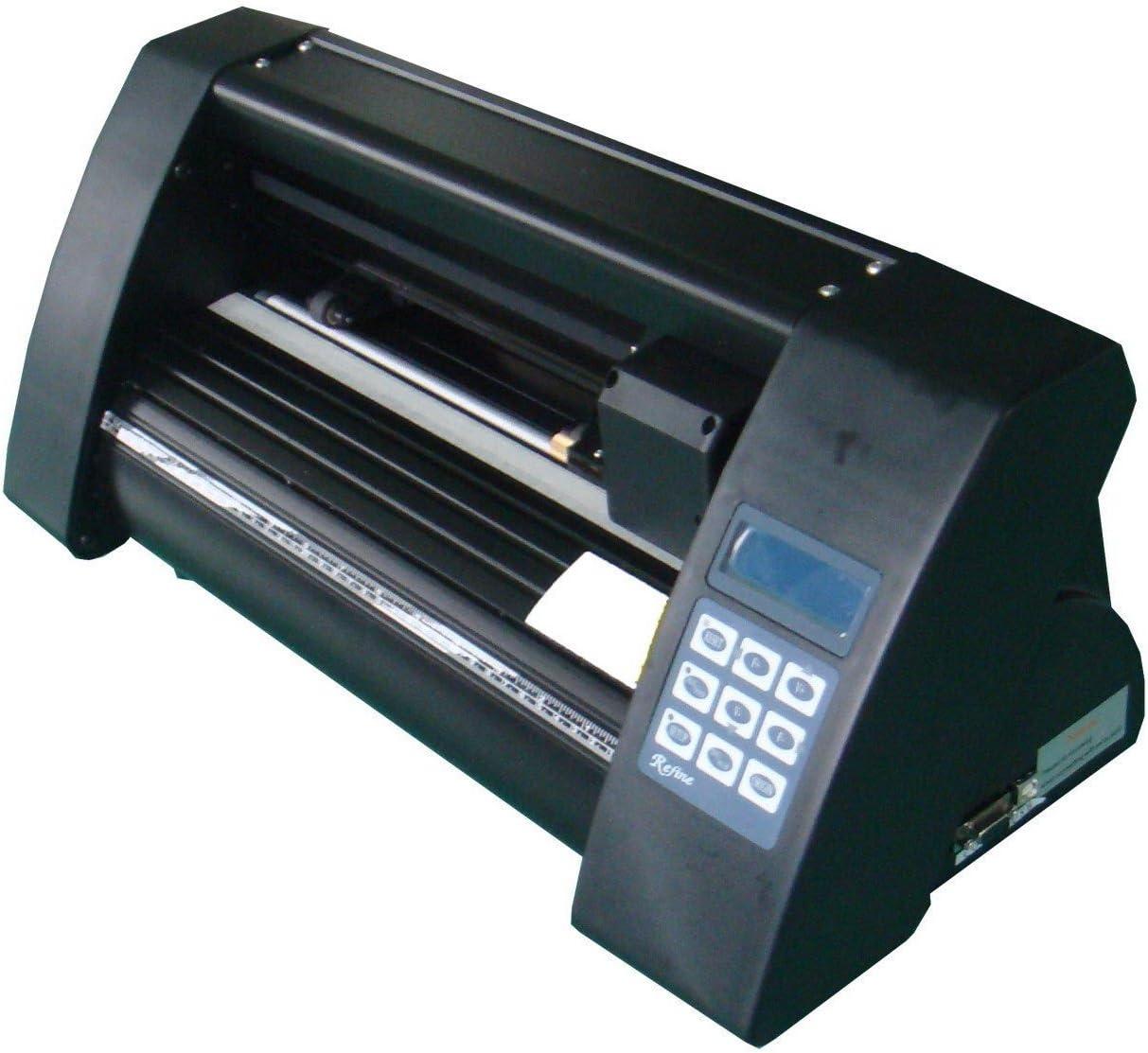 Profesional Plóter V Refine Eh 361 LCD USB, artcut 2009 de Nuevo Ahora Incluye USB Win 10: Amazon.es: Informática