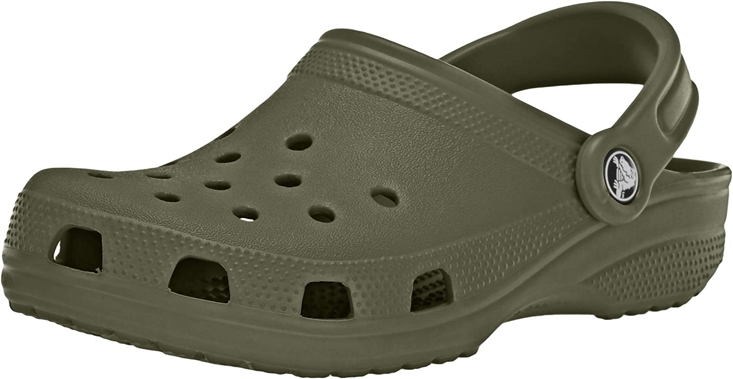 Crocs Classic Clog|Comfortable Slip on Casual Water Shoe Mules