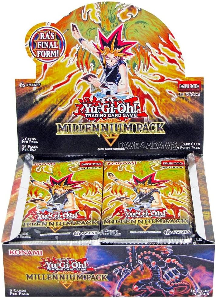 Booster new and seal yugioh yu-gi-oh yu-gi-oh premium pack vf package