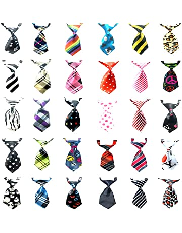 d105350672d1 Small Dog Ties Pet Ties-Including 30 Pcs Different Styles Victorshunshun  tfd001 2019 New Design