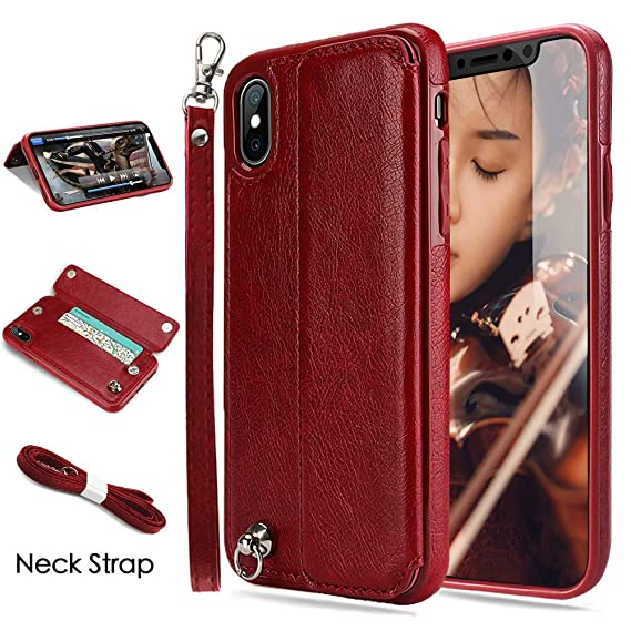 iphone xs case neck