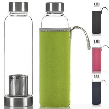 trinkflasche mit einsatz