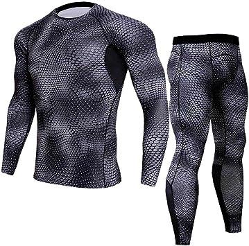 Amazon.com: Dreamyth - Leggings de entrenamiento para hombre ...
