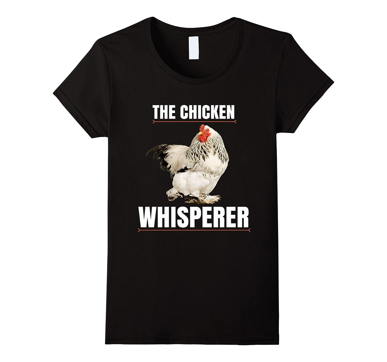 Mens Chicken Whisperer Shirt T Shirt-Newstyleth