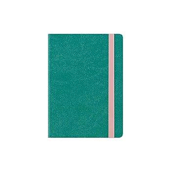 Legami 2020 - Agenda semanal (12 meses), color turquesa ...