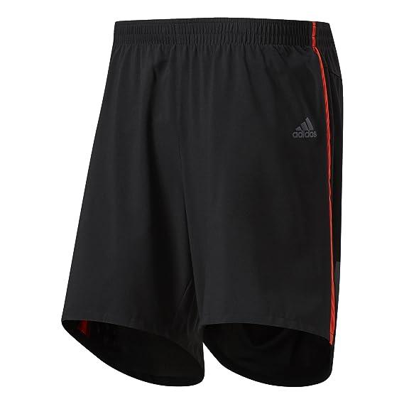 Rs Short Running Homme ADIDAS NOIR pas cher Shorts de