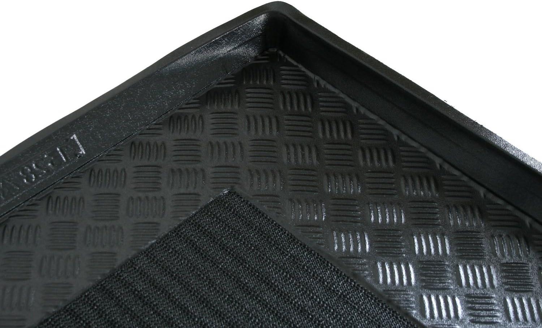 Vasca baule protezione bagagliaio su misura con base antiscivolo