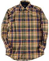 (ペンドルトン)PENDLETON 長袖ウールシャツ クラッシックロッジシャツ
