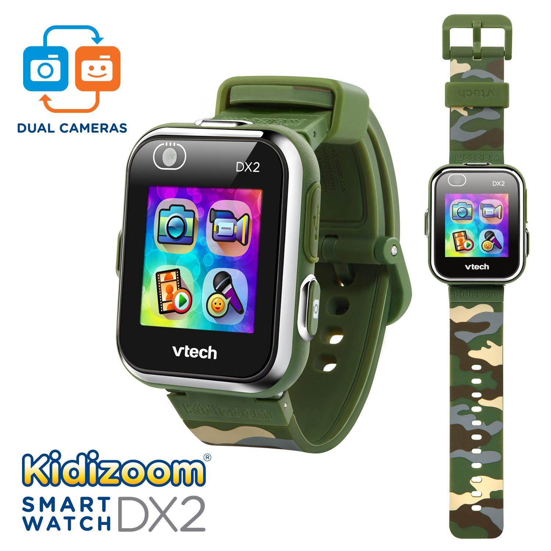 ענק רוטר - שעון חכם לילדים VTech Kidizoom ב-170 ש''ח בלבד כולל משלוח QV-99