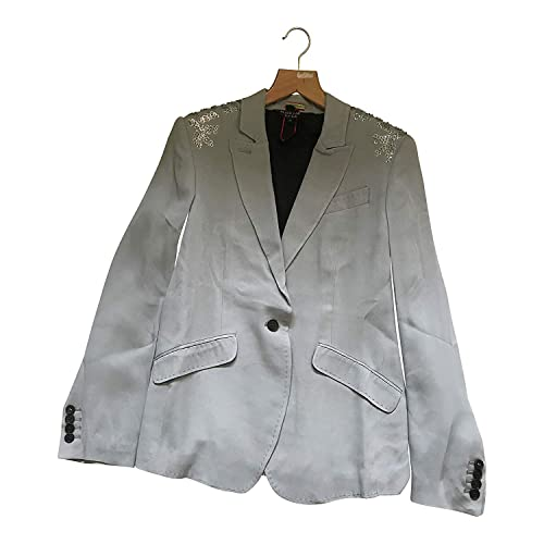 Paul Smith Black Label Gris Lentejuelas Chaqueta: Amazon.es ...