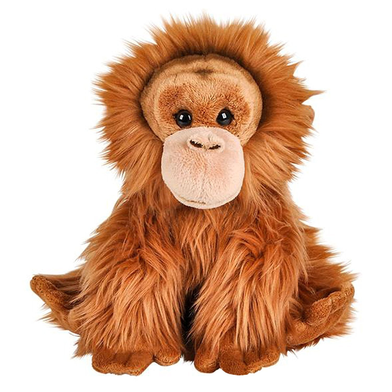 Rhode Island Novelty Adventure Planet Plush Heirloom Collection 12 inch Floppy Orangutan