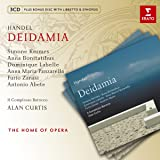 Georg Friedrich Haendel : Deidamia (Coffret 3 CD)