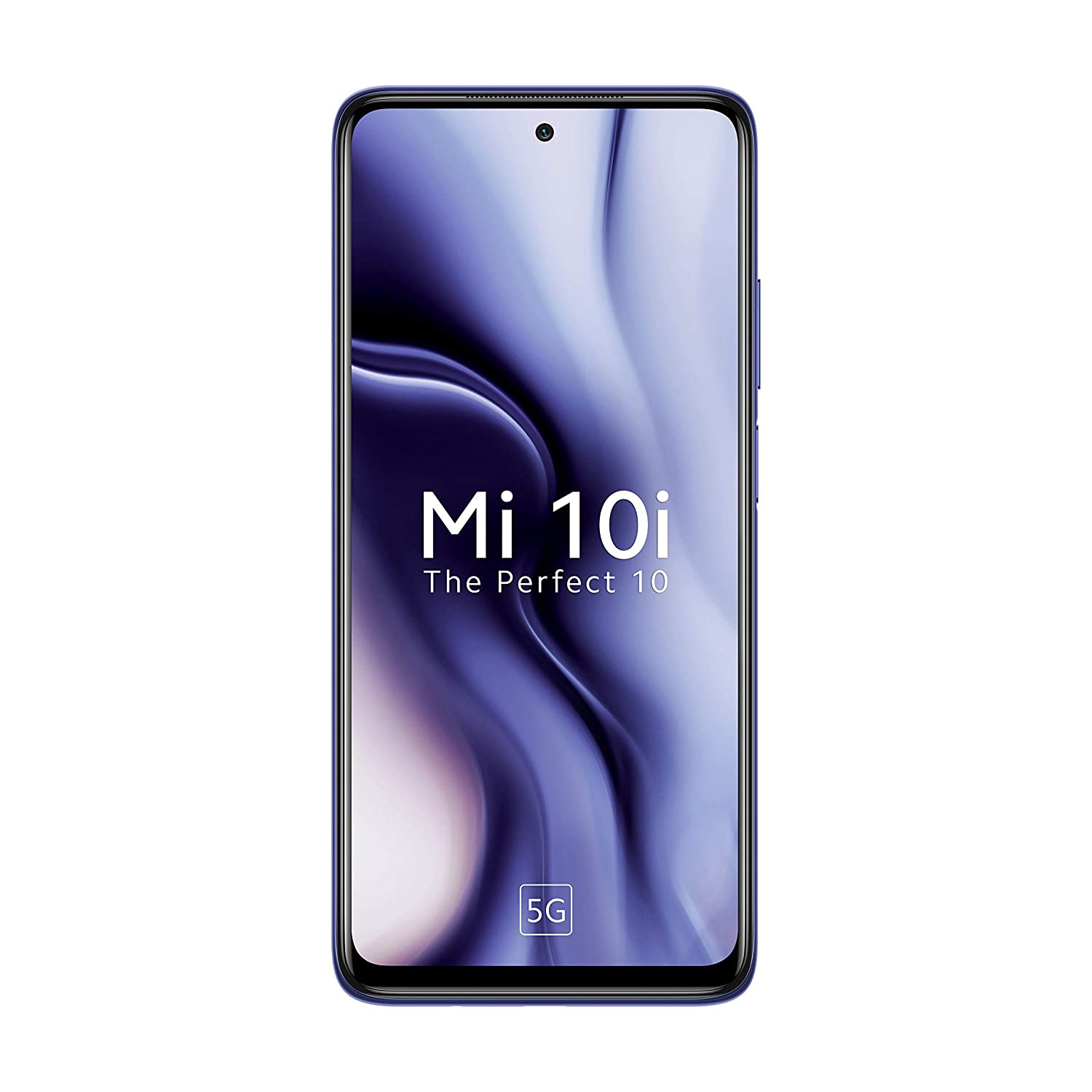 Mi 10i 5G (Atlantic Blue, 6GB RAM, 128GB Storage) - 108MP Quad Camera | Snapdragon 750G | Extra INR 1000 Off with Coupons (Limited Period)