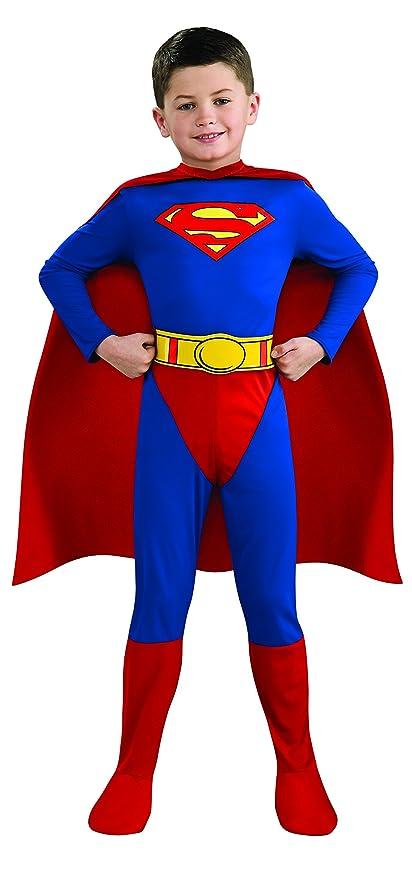 amazon com superman child s costume toddler toys games
