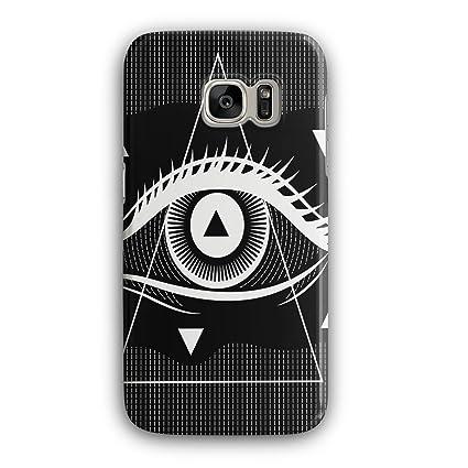 Amazon com: Triangle Symbol Triangle 3D Samsung Galaxy S7