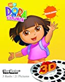 Join Dora And Her Friends - ViewMaster 3D Reels - Dora the Explorer 3-pack set